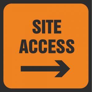 حق دسترسی به کلیه قسمتهای سایت به پیمانکار